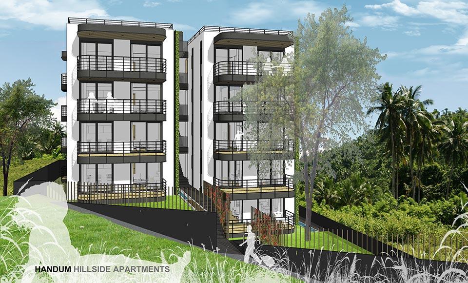 Great Handum Apartments Green Building 1